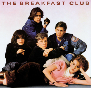 Album cover from The Breakfast Club soundtrack