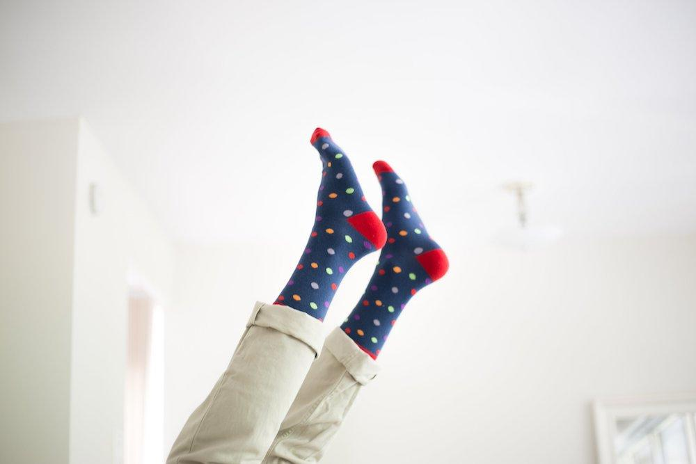 fun socks from Society Socks