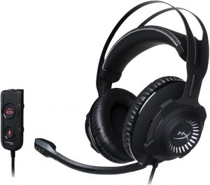 HyperX Cloud Revolver S - Gaming Headset with Dolby 7.1 Surround Sound