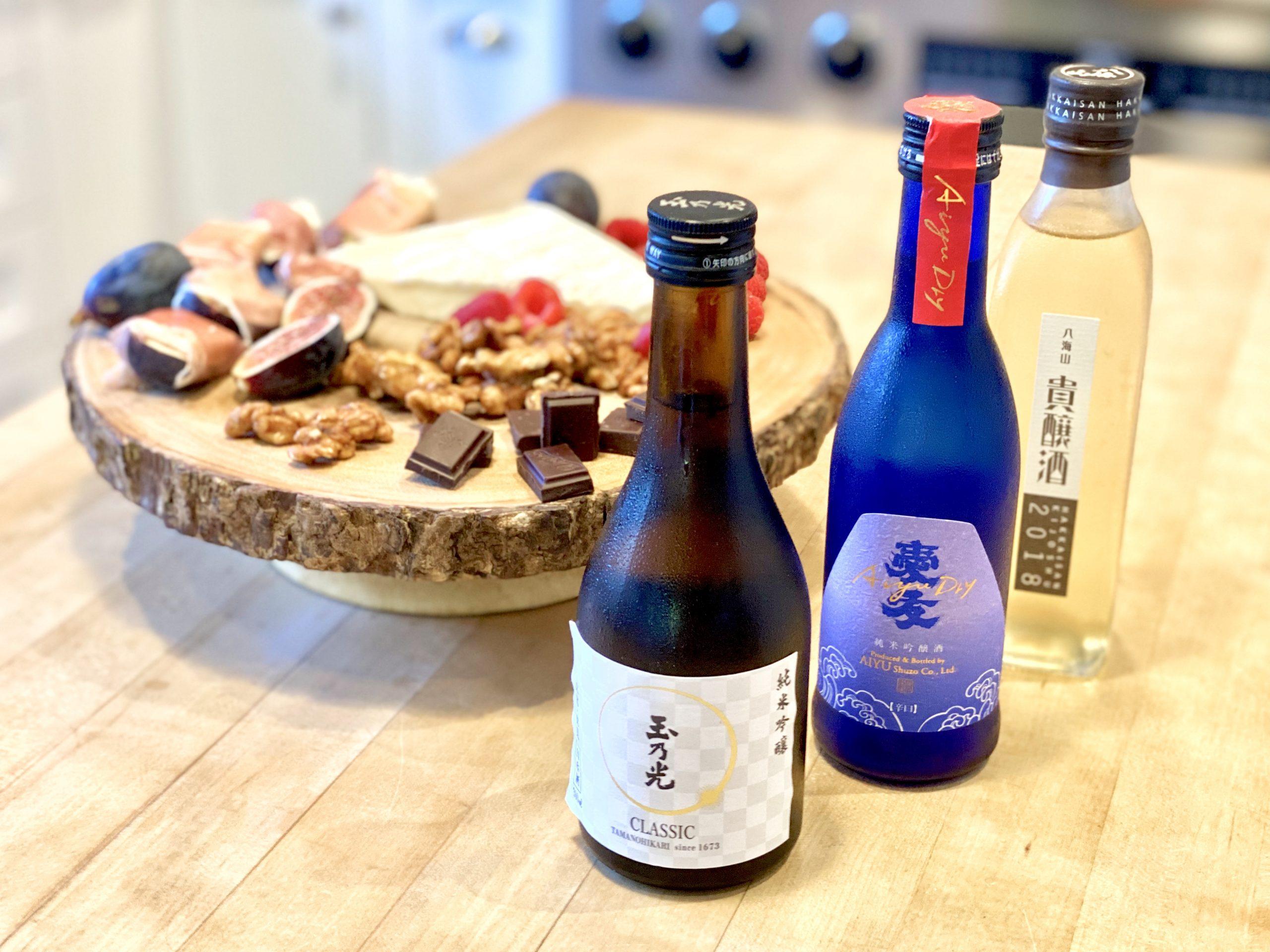 Sake Tasting Party with Tippsy Sake