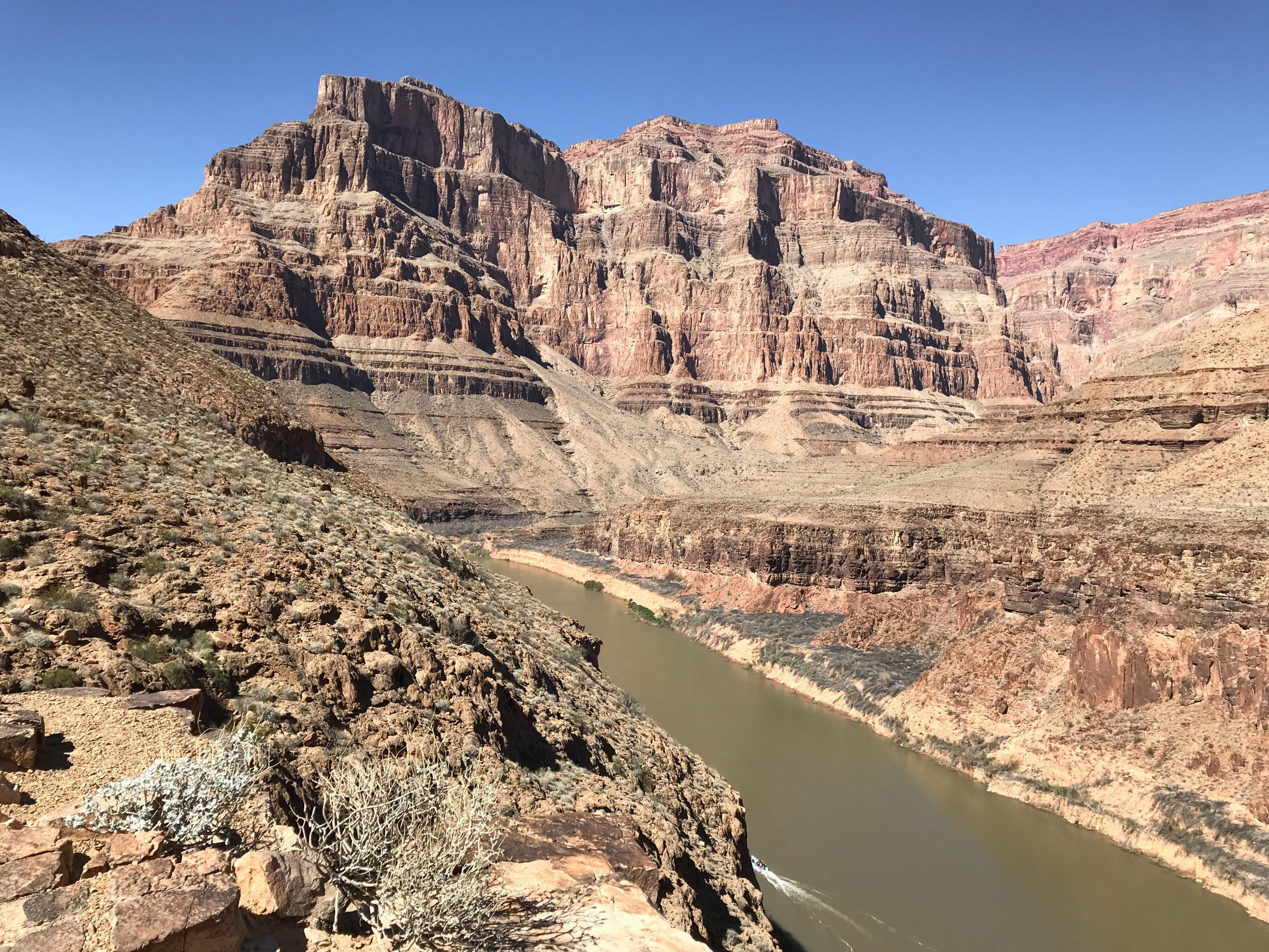 Grand Canyon with Colorado River