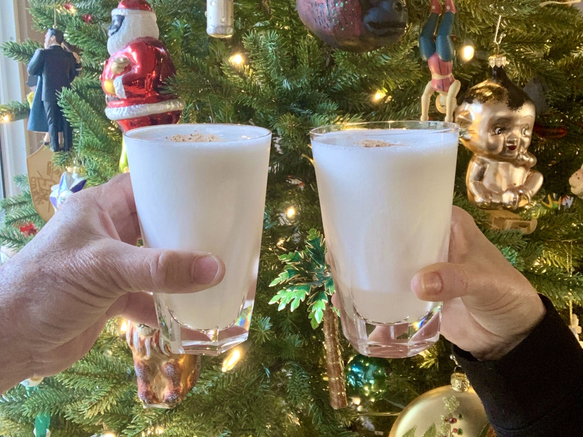 Recipe for Gin Fizz – Great for Holiday Brunch